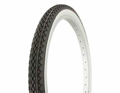 26 x2.125 EVO Easy Glide Whitewall BMX Cruiser tire single