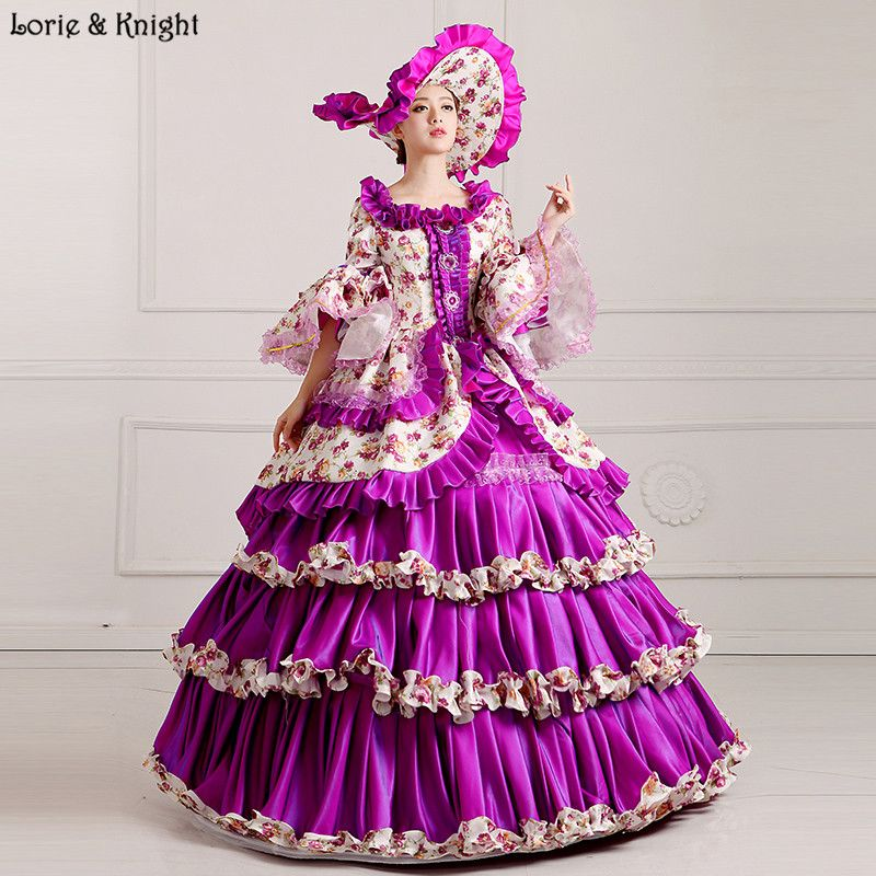 Sissi & Marie Antoinette Dress Inspired Royal Ball Gowns Rococo ...