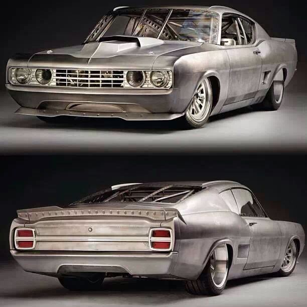 Bare Metal Muscle