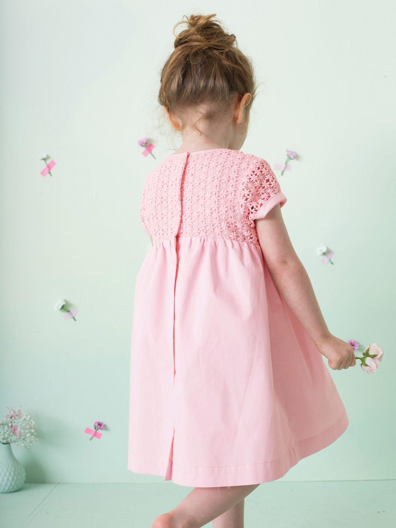 2777ac1db13e2  robe bébé fille  cérémonie  parfumdefetes - Collection Printemps-Eté 2016  - www.vertbaudet.fr