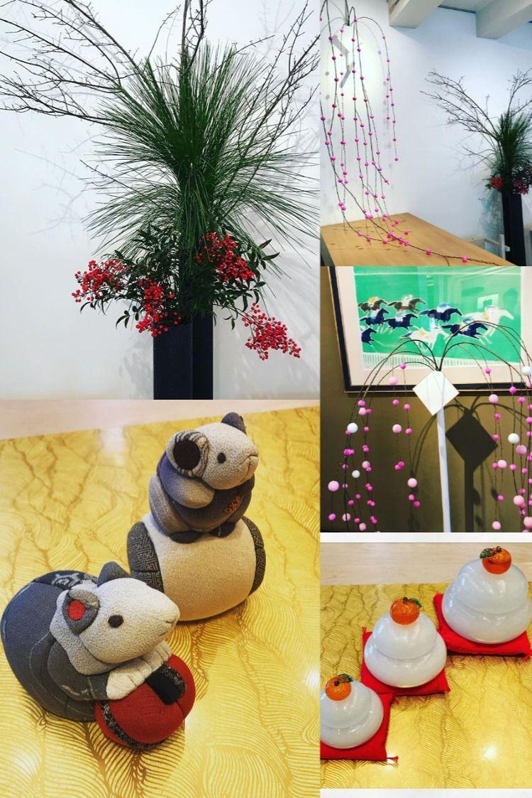 お正月飾り 坂本これくしょん gift wrapping gifts instagram