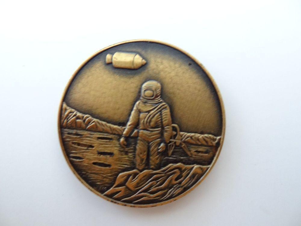 apollo 11 nasa coin - photo #7