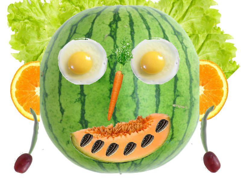 The smARTteacher Resource: Digital Arcimboldo Food Faces ...