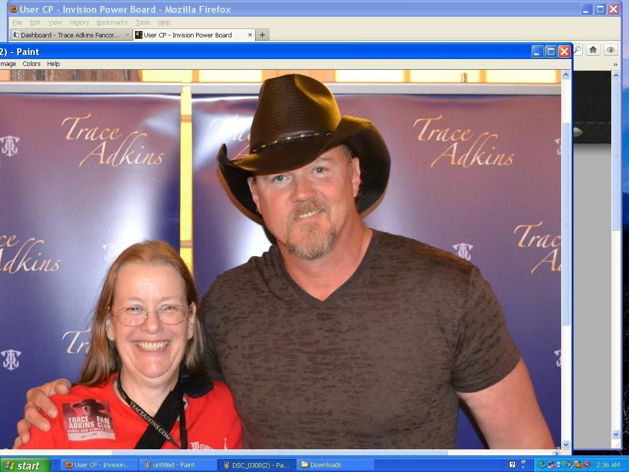 My first meet and greet in 2012 trace adkins pinterest explore trace adkins meet and more kristyandbryce Choice Image