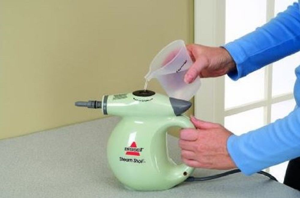 Handheld Steam Cleaner High Pressure Chemical Free Hard Surface