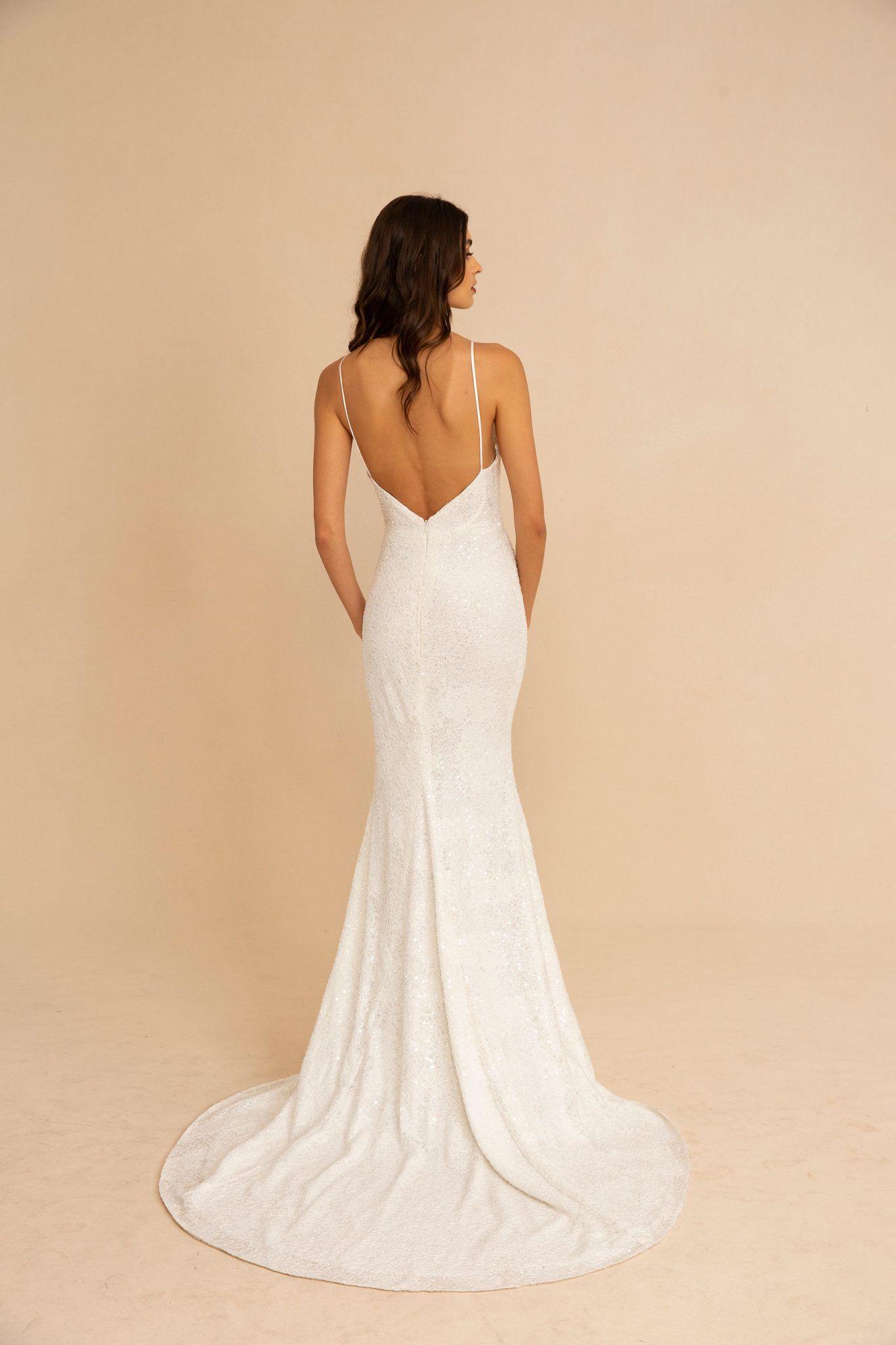 Sultana Beaded Slip Tara Lauren Slip Wedding Dress Dresses Wedding Dresses