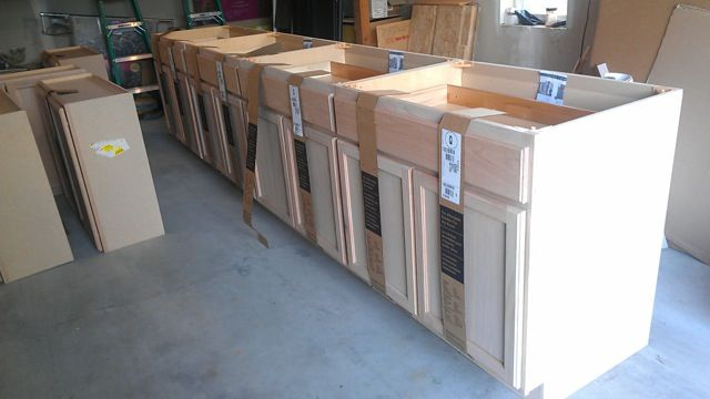 home depot unfinished cabinets - Google Search | Kitchen | Pinterest ...