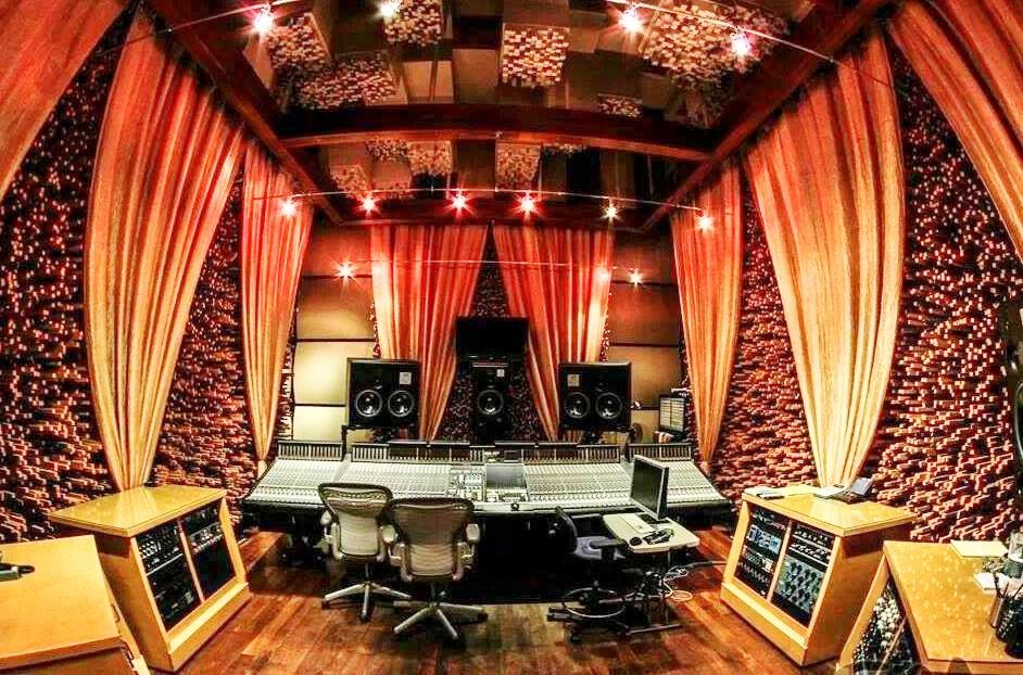 Studio C - Control Room Blackbird Studio, Nashville | DESIGN ...
