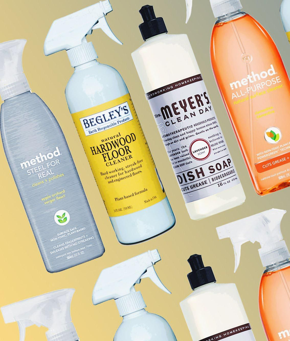 Best Way To Clean Kitchen Floor: The Non-Toxic Cleaning Products You Should Be Using In