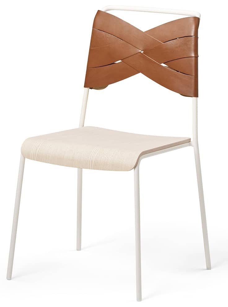 maison objet tendances 2018 chairs chaise cuir. Black Bedroom Furniture Sets. Home Design Ideas
