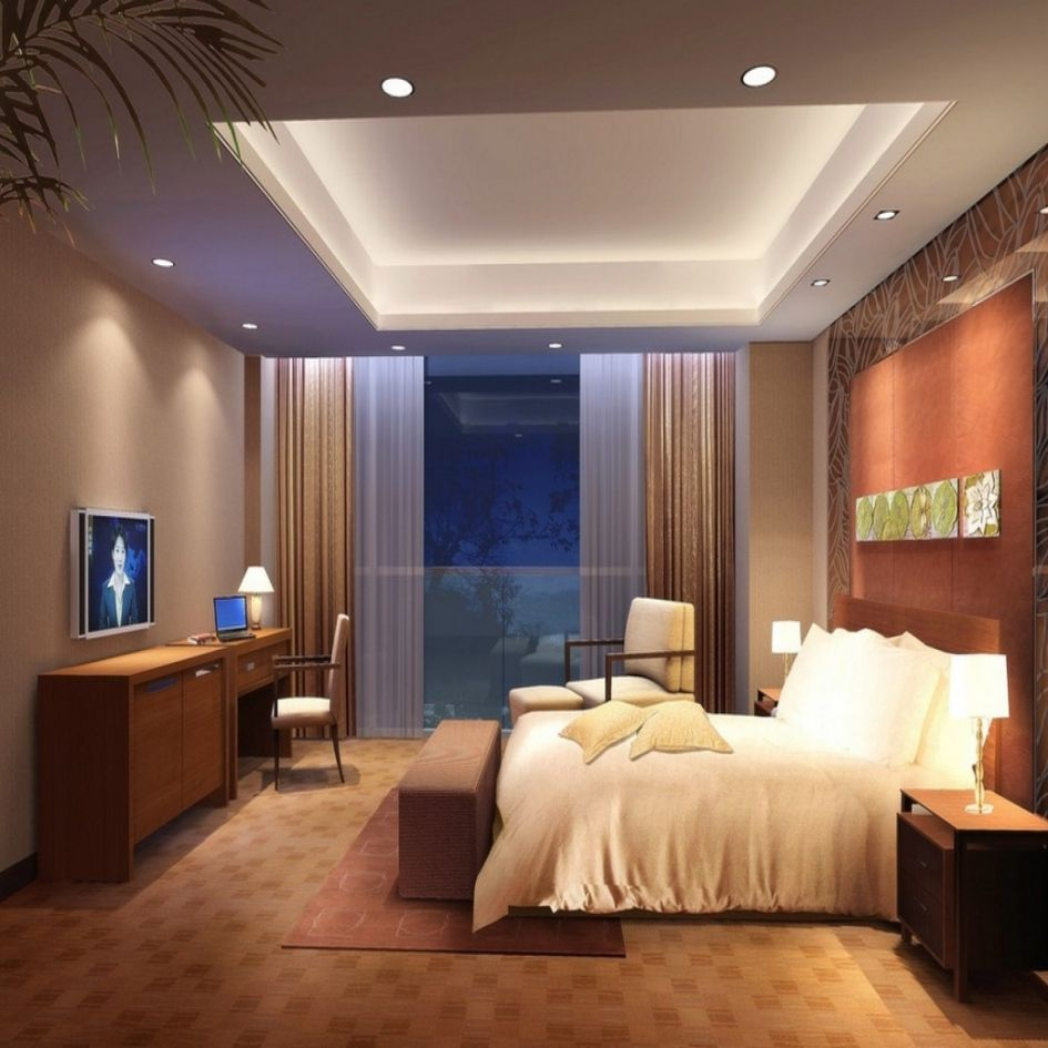 Ceiling Lights for Bedroom Interior Design
