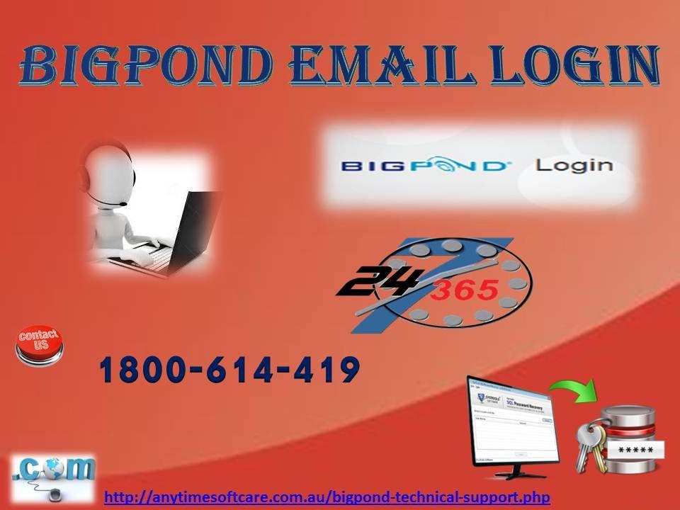 Www bigpond com email login