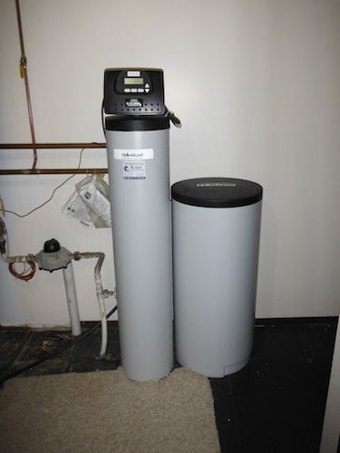 Wheaton Plumbing Hellenbrand Water Softener System Installation