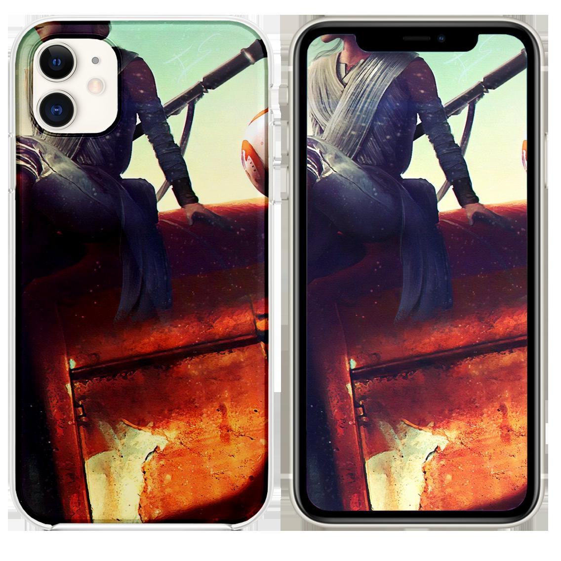 Star Wars The Force Awakens 4k Iphone 11 Case Iphone 11 Awakens