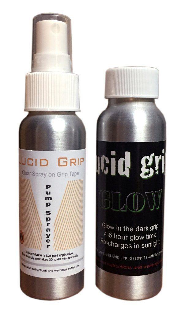 Lucid Grip GLOW. Lucid GLOW in the dark
