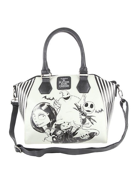 7bc908f257 Loungefly The Nightmare Before Christmas Sketch Bag