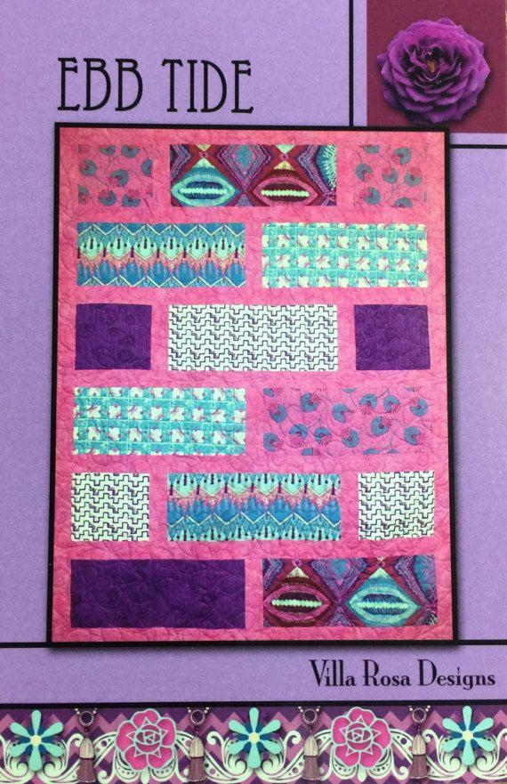 Ebb Tide Quilt Pattern
