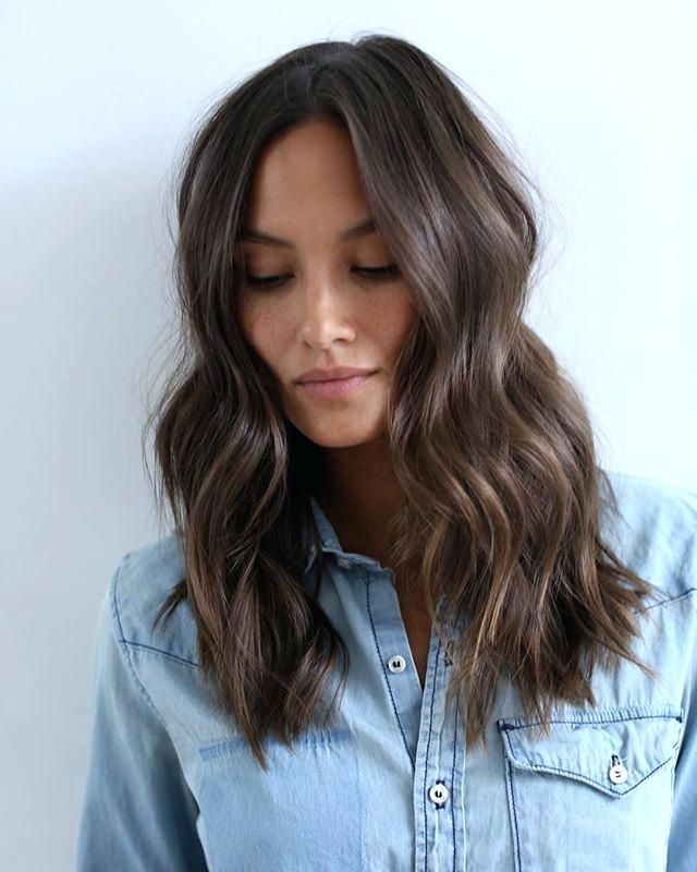 Unique Medium Length Hairstyles For Long Oval Faces Medium Long
