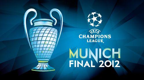 UEFA Champion's League 11/12 visual ID   Branding design ...