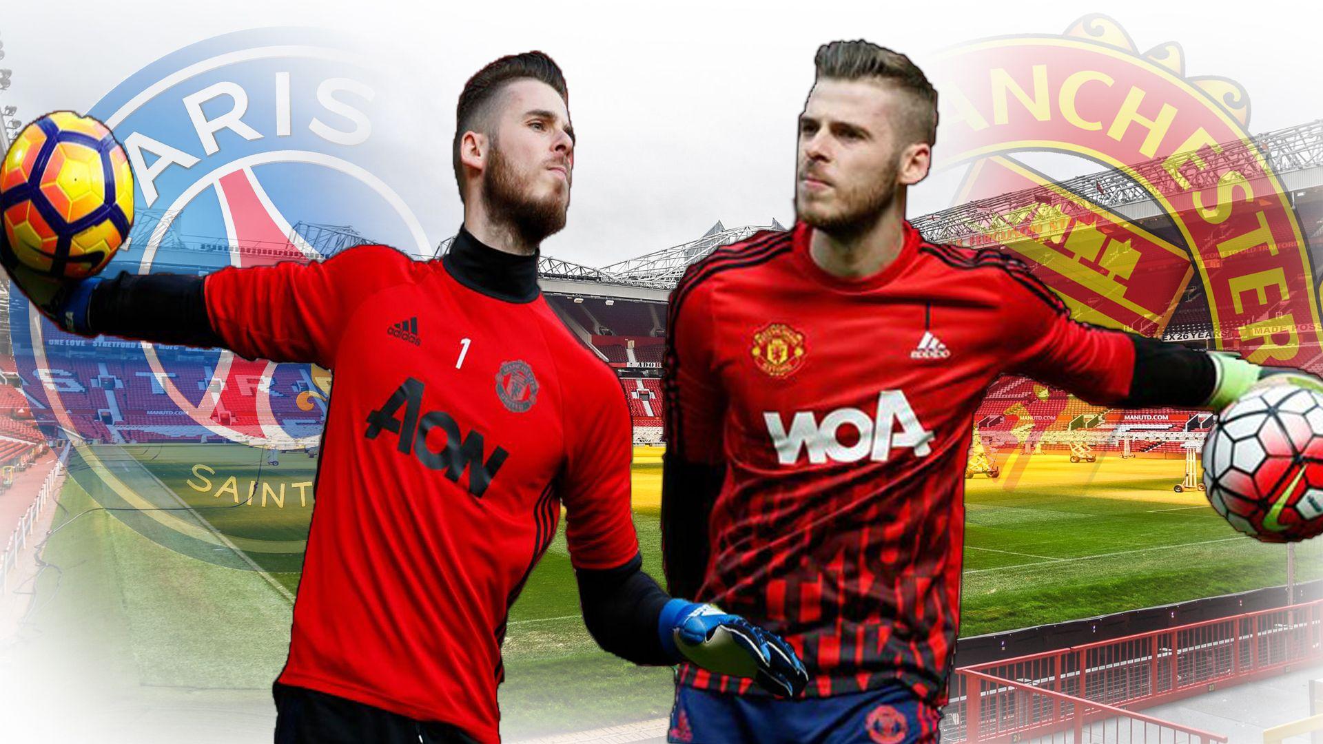 PSG ready offer for Manchester United star David De Gea