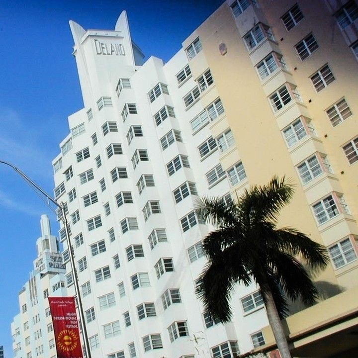 Funfactfriday The Delano Hotel Was Designed By Robert W Swartburg And Built In 1947 It Named After President Franklin Roosevelt Miamibeach