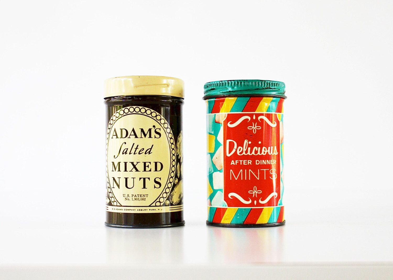 Gotcha - Vintage Trick Nuts and Mints - Party - Practical Joke - Mid ...