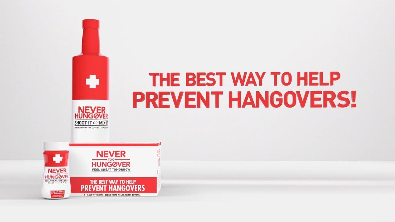 Never Too Hungover - Website Video   Hungover. Never hungover. Video