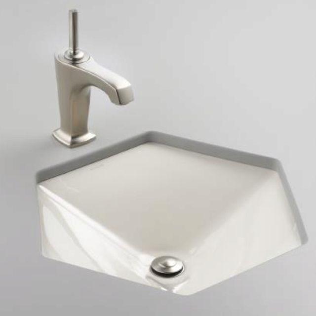 Hexagon Sink Design Salle De Bain Bains