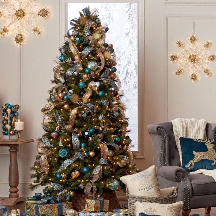 Sams Christmas Trees: Member's Mark 7.5' Grand Spruce Christmas Tree