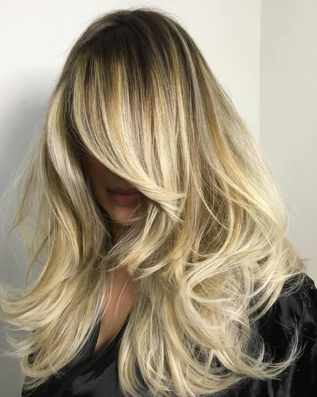 20 Head Turning Haircuts And Hairstyles For Long Thick Hair Blonde