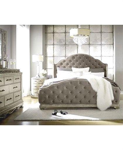 Zarina Bedroom Furniture, 3-Pc Set (King Bed, Dresser  Nightstand