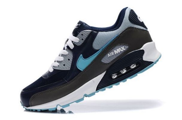To Buy Hot Sale Nike Air Max 90 Men Shoes Blue