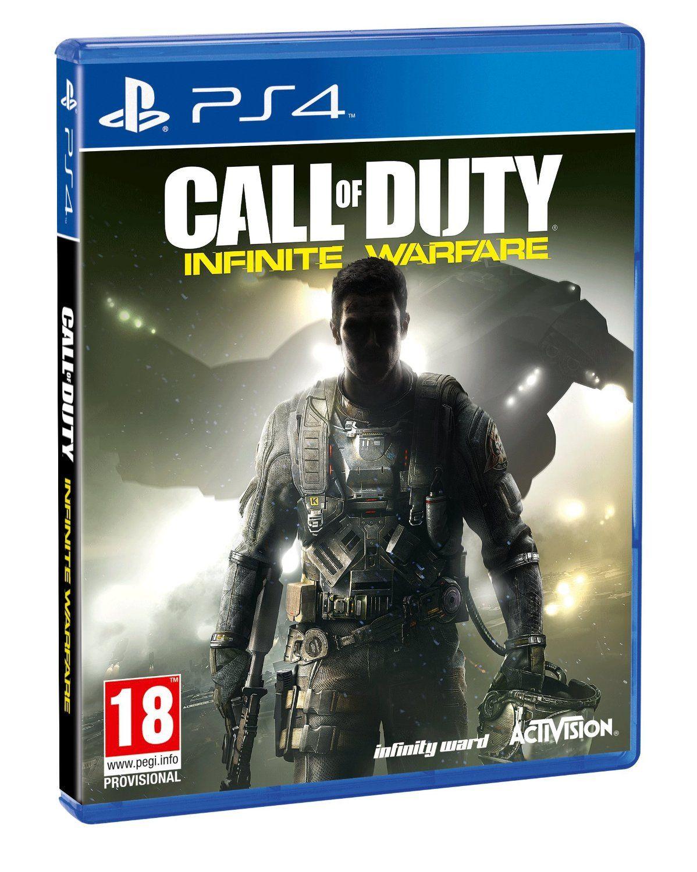 Call of Duty Infinite Warfare PlayStation 4 Shooter