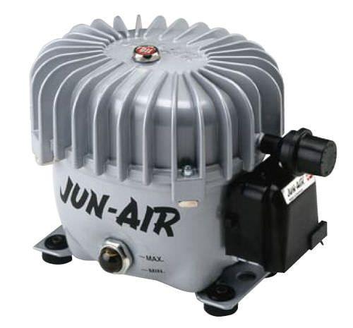 Air compressor / piston / lubricated / mobile - max. 20 l/min   3 motor -  JUN-AIR   Air compressor, Compressor, Electrical installationPinterest