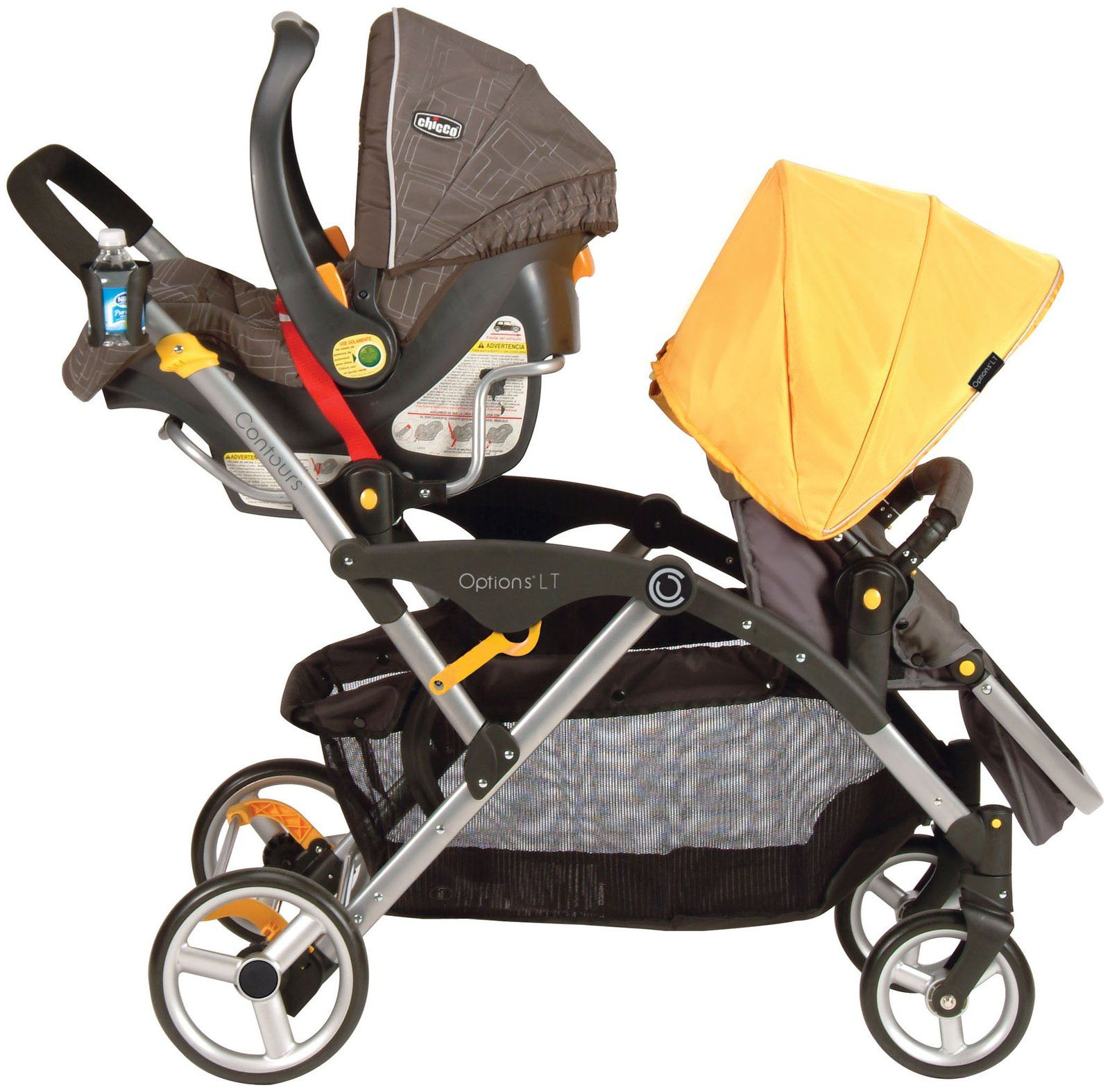Contours Options LT Tandem Stroller 259.00 compared to