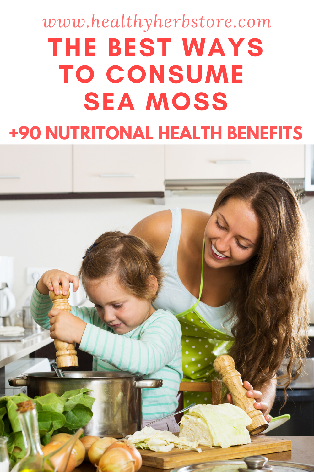 The Best Ways To Consume Sea Moss Sea Moss Healthy Herbs Healthy