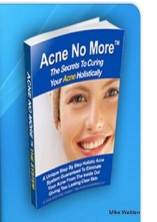 Acne No More Book Pdf Ebook Free Download Review