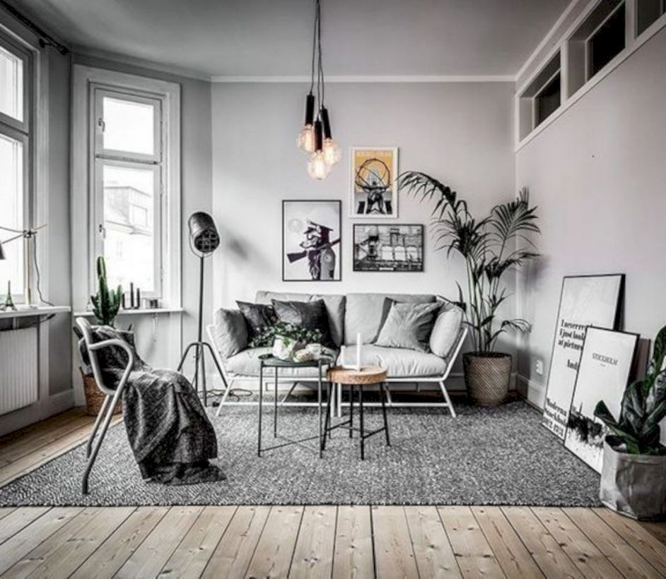 Photo of 49 Stunning Scandinavian Living Room Design Ideas – ROUNDECOR