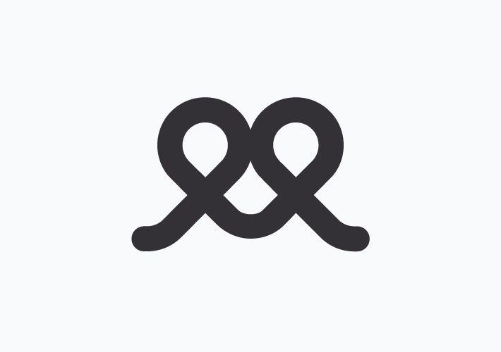 Double Knot Logo Marque