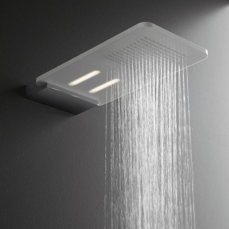 Regenbrause Light mit Option LED Licht duschen mit design
