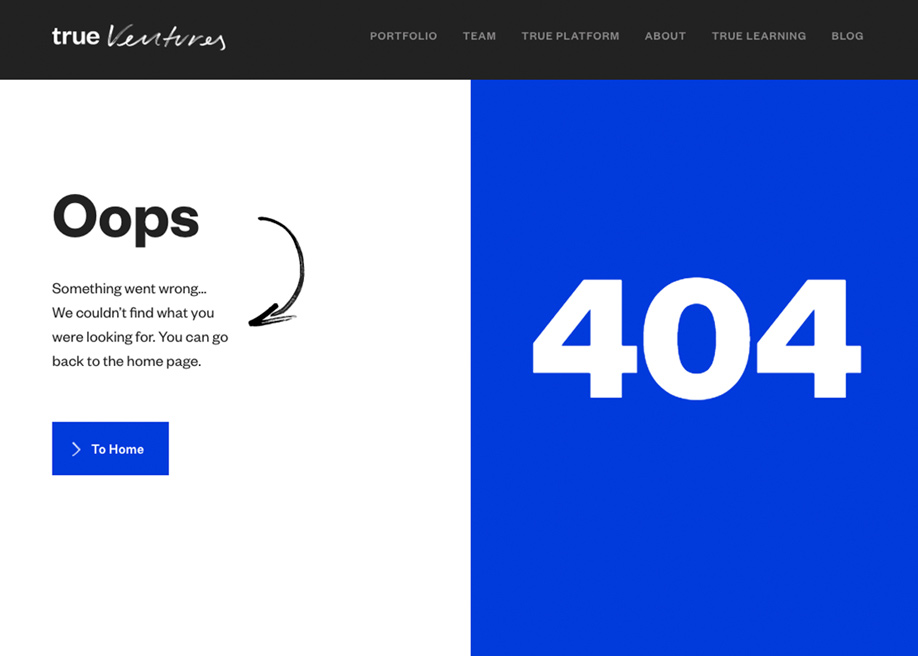 Added By Awwwards In 404 Error Page Awwwards Error Page Page Design