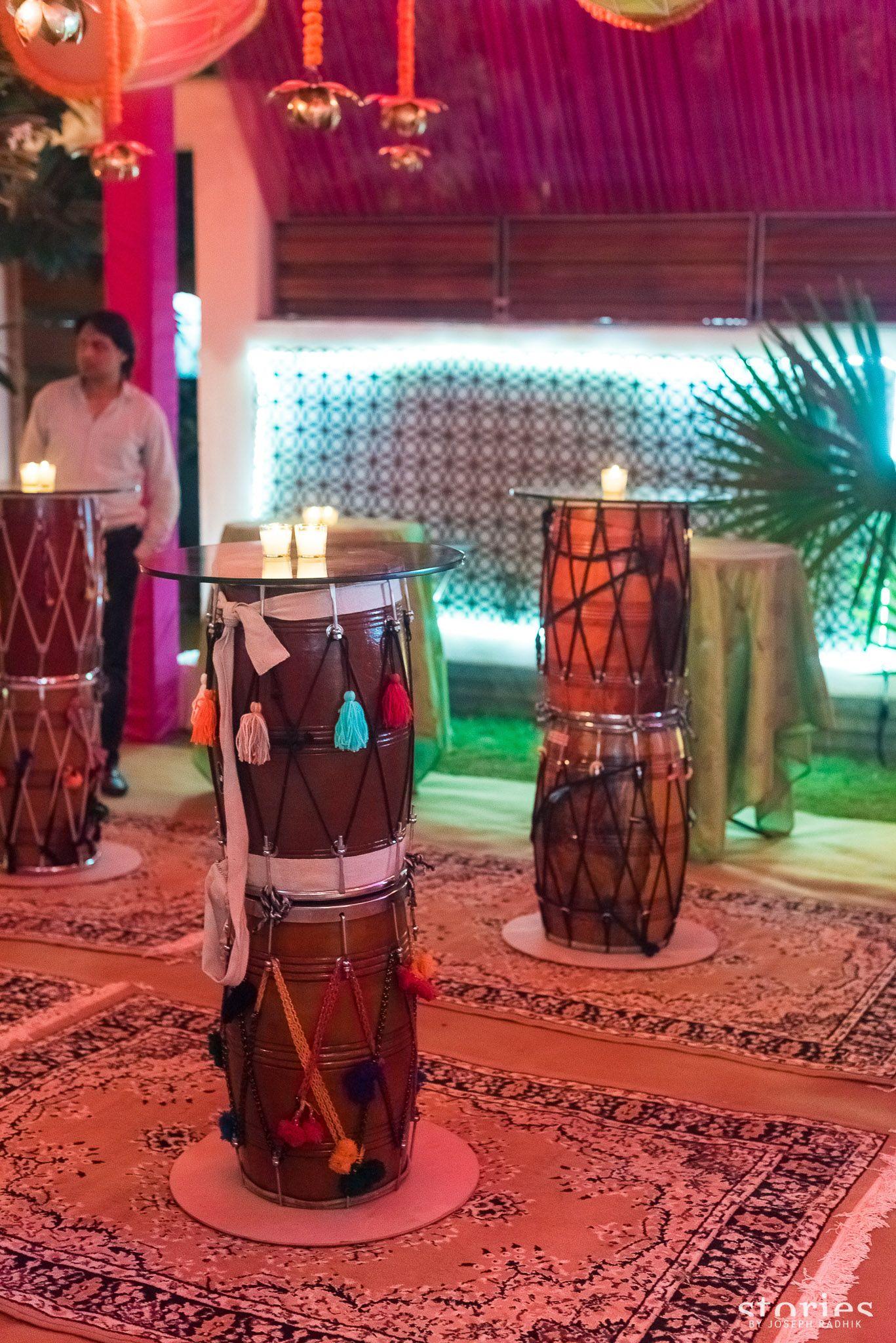 Bhangra Theme Indian Weddings Indian Groom Wedding Night