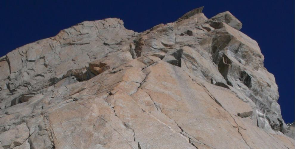 Pointe Lachenal on I Love Climbing