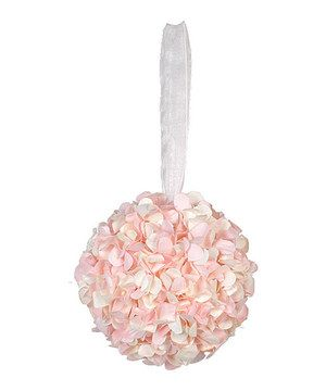 This Hydrangea Ball by Fantastic Craft is perfect! #zulilyfinds