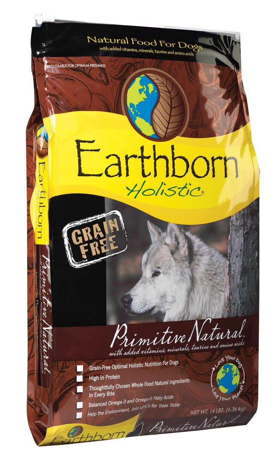 Wells Earthborn Holistic Primitive Natural GrainFree Dog
