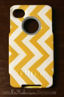 Decorative Otter Boxes How To Paint My Otterbox Phone Casethis Was Really Easy  I Cut