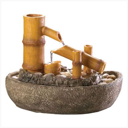 Bamboo Fountain Bamboo Water Fountain Indoor Water Fountains