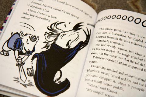 """Harriet the Invincible"" by Ursula Vernon"