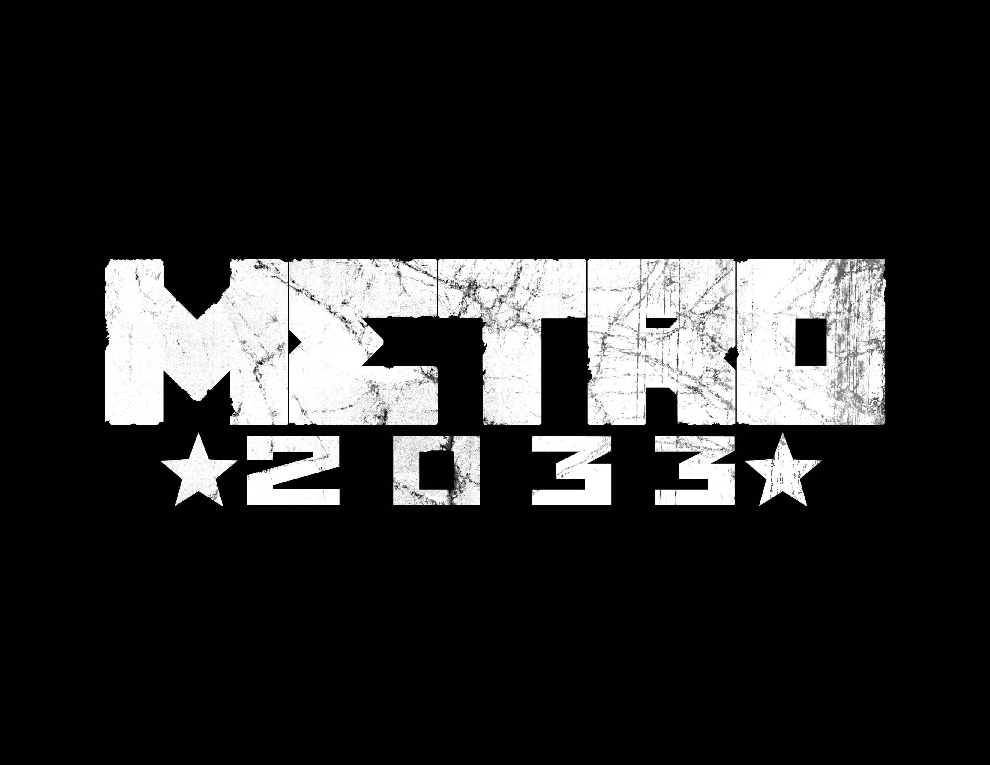 Metro 2033 Old Metro 2033 Logos Metro