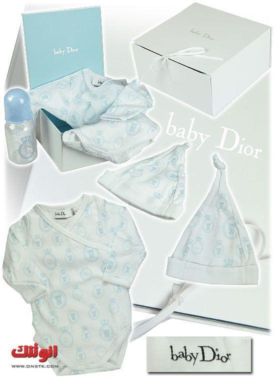 احلى ملابس مواليد و ببيهات ماركة ديور2013 2014 Baby Dior Baby Clothes Clothes